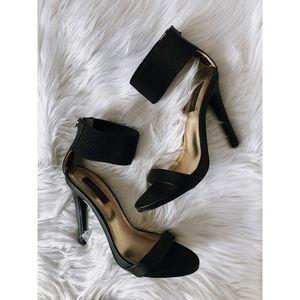 Dollhouse Ankle Strap Heel Sandals